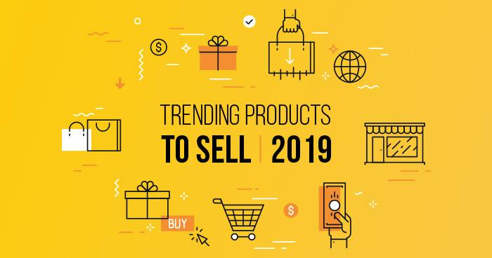 самые популярные товары 2019